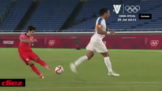 Honduras queda eliminada de los Olímpicos de Tokio tras caer con goleada de escándalo Corea del Sur