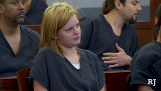 Krystal Whipple Appears In Court For The First Time