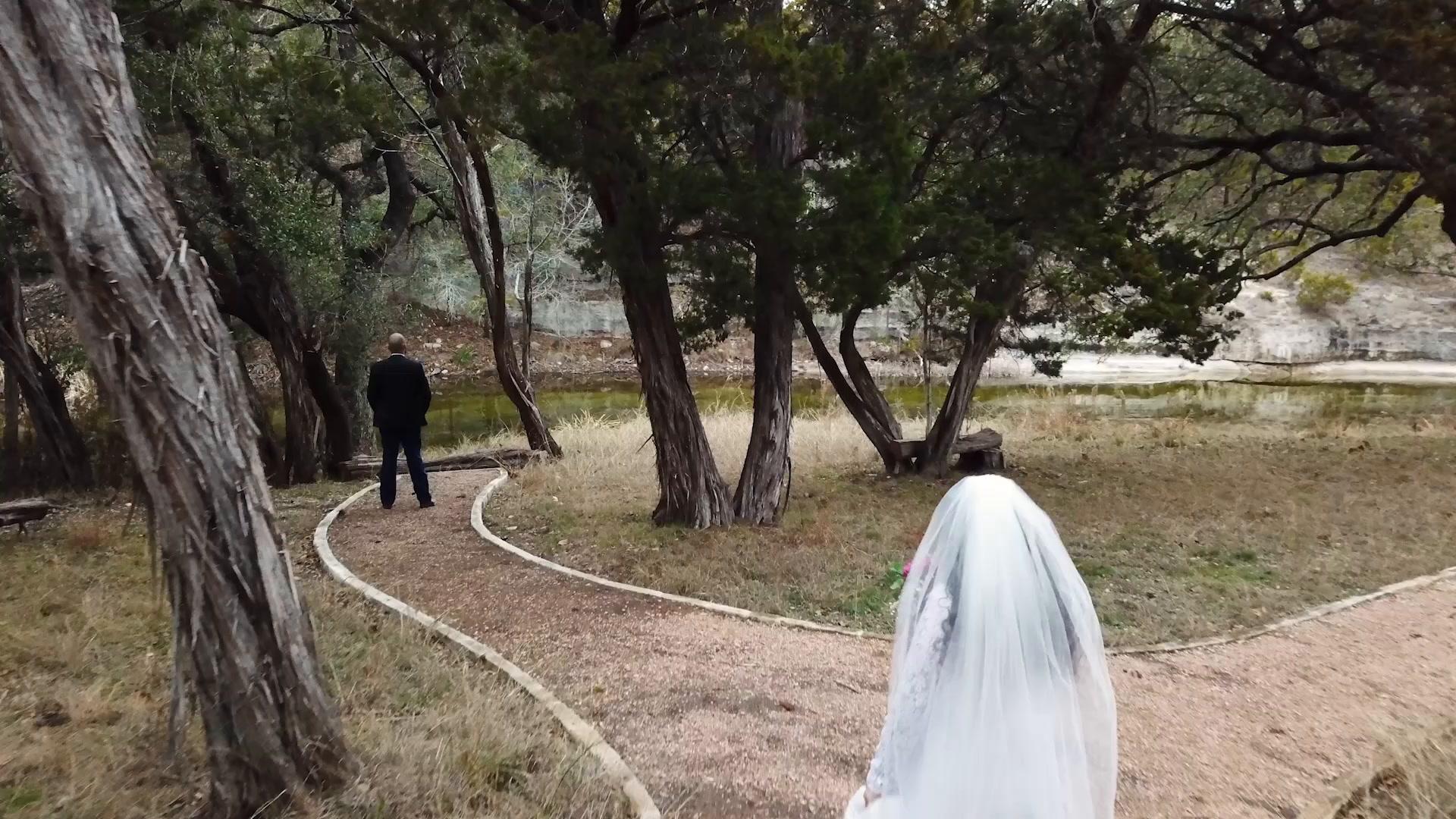 Jacob + Karina | Wimberley, Texas | A Barn