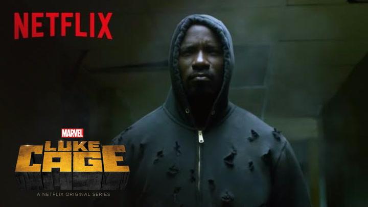 Marvel's Luke Cage Netflix Trailer