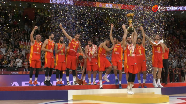 Marc Gasol hace balance del Mundial de Baloncesto de China 2019