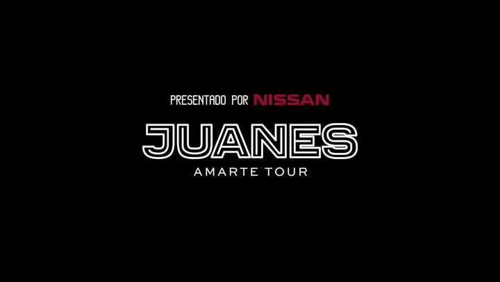 Artist Exclusive : Juanes - Amarte Tour