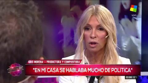 Cris Morena: La dictadura fue lo peor que me pasó