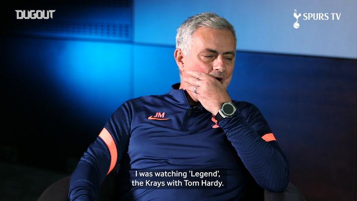 Mourinho's Instagram masterclass