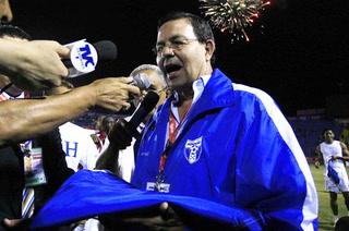Rafael Callejas, el hombre que rompió la sequía de Honduras y nos devolvió a un Mundial