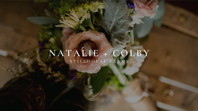 Natalie + Colby | Kansas City, Missouri | Stillhouse Farms Wedding and Event Space