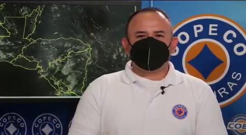 Estas son las condiciones del clima en Honduras