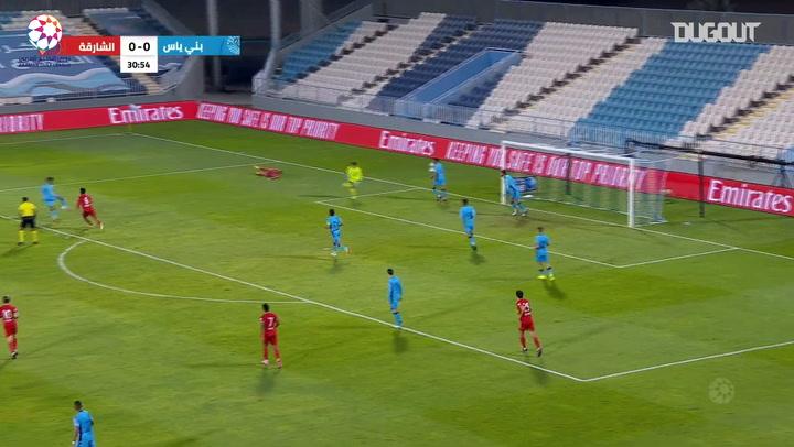 Highlights: Baniyas 1-0 Sharjah