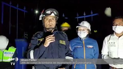 Once muertos y cuatro heridos durante accidente minero en Colombia