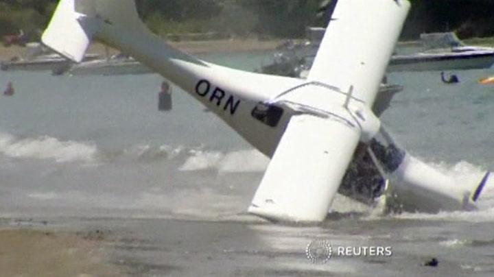 Pilot nesten-krasjet to ganger på en dag