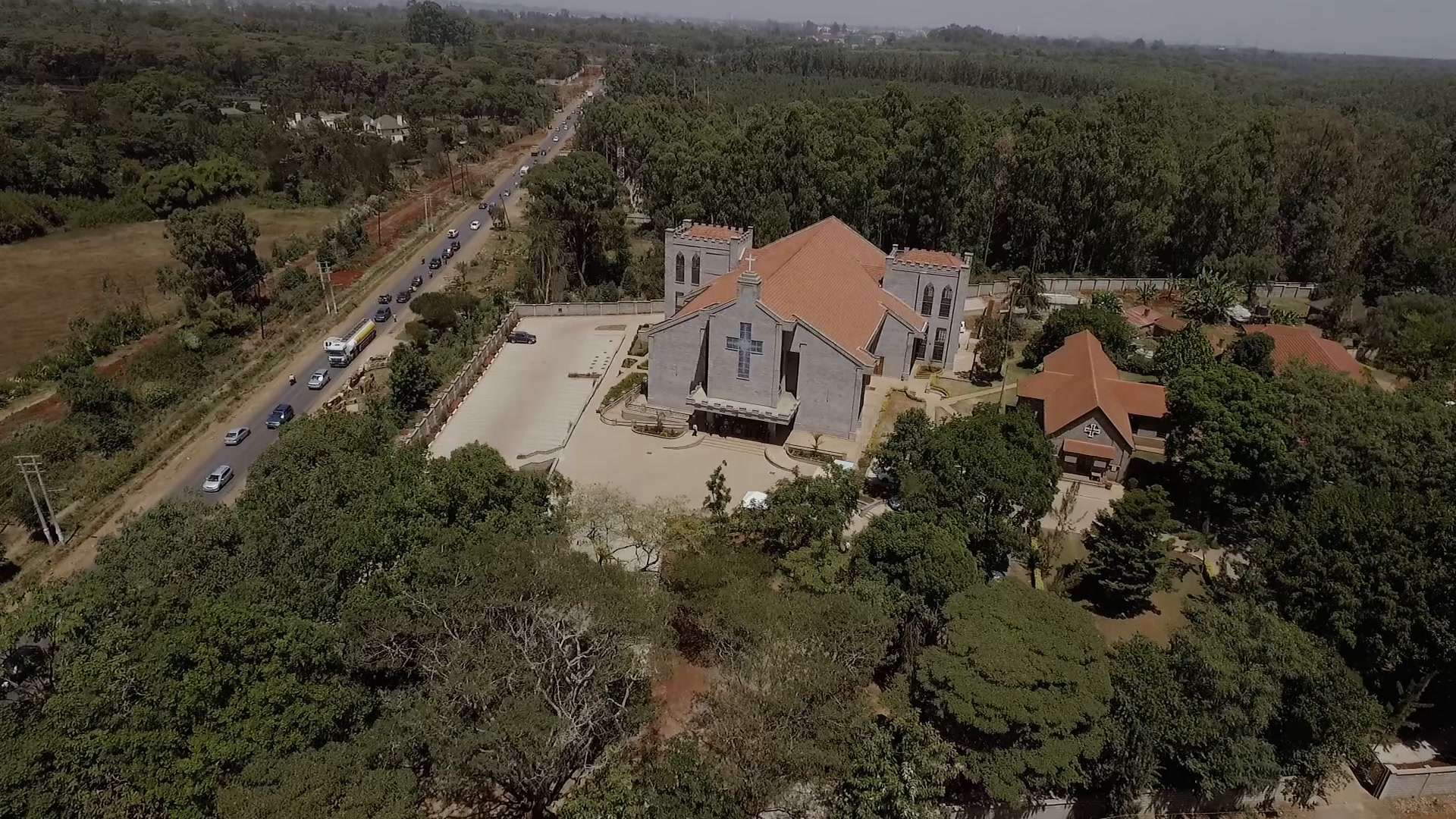 Winnie + Richard   Nairobi, Kenya   Marula Manor