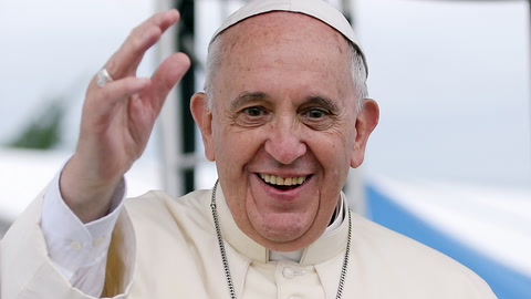 Pope Affirms  Homosexuality?