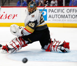 Golden Edge: Knights Fall In Shootout Against Avalanche