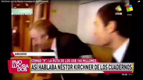 La semana que Néstor Kirchner se quejó por la pobre recaudación