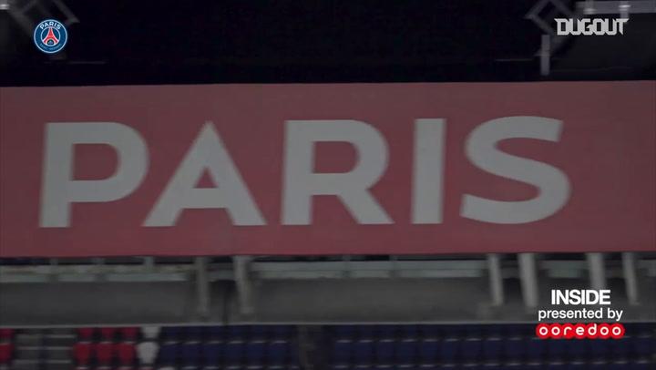 Desde dentro: El empate a dos entre el PSG y el Girondins