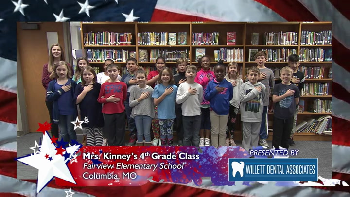 Fairview Elementary School - Mrs. Kinney - 4th Grade