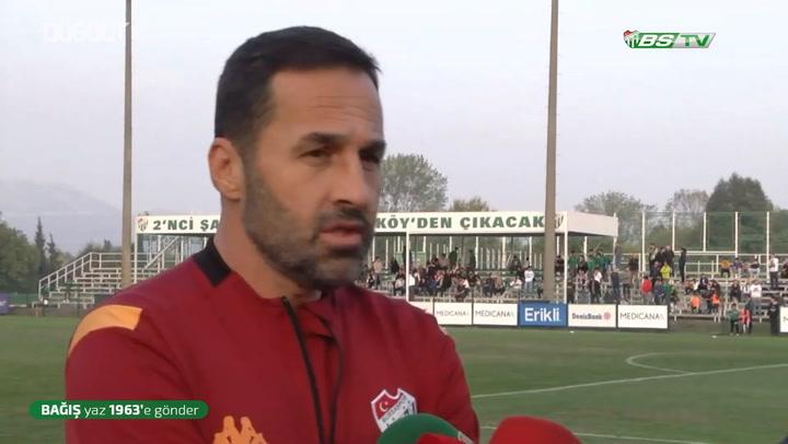 Yalçın Koşukavak Ziraat Türkiye Kupasına Odaklandı
