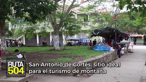 Ruta 504- San Antonio de Cortés le espera con un abanico de sitios turísticos.
