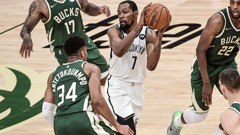 Will Nets beat Bucks in Game 4 of the East Semifinals on Sunday?