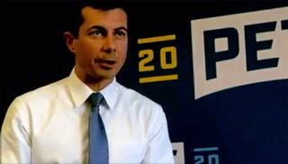 Democratic presidential candidate Pete Buttigieg speaks in Reno – VIDEO