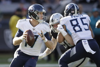 Raiders Playoff Hopes Fade with 42-21 Loss to the Titans – Video