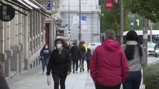 Estado de alarma y toque de queda en España para frenar el virus