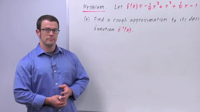 The Derivative Function - Problem 3