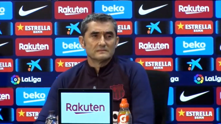 Valverde se muestra contundente tras ser preguntado por su futuro