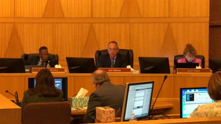 Clark County commissioners debate getting rid of Henderson, North Las Vegas constables