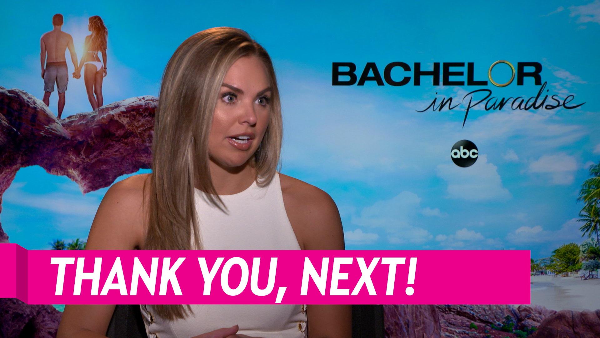 Bachelorette Hannah Brown Isn't Losing Sleep Over Tyler Cameron's Rumored  Fling With Gigi Hadid