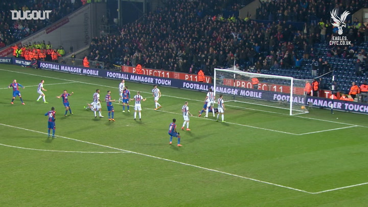 Incredible Goals: Connor Wickham Vs West Brom