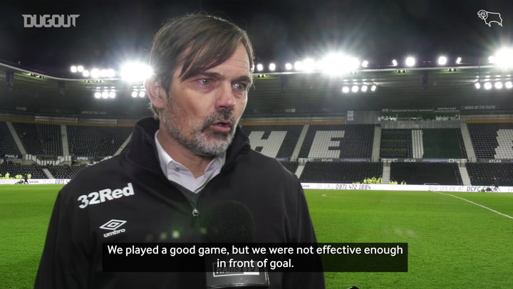 Cocu: Clinical Man United deserved the win