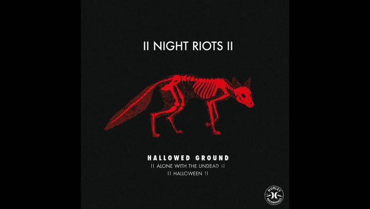 "Shows: Song Premiere: Night Riots ""Along With The Undead"""