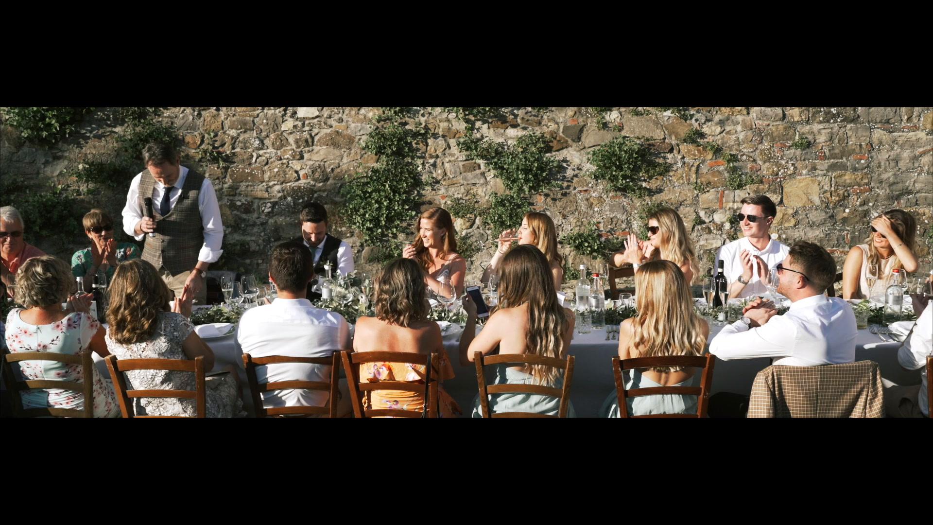 Chris + Jemma | Pergine Valdarno, Italy | Montelucci