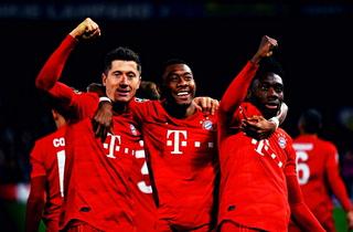 Bayern Munich golea al Chelsea en Londres y tiene un pie en cuartos de Champions