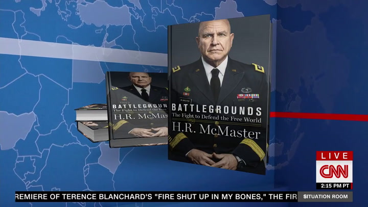 H.R. McMaster: Trump's Election Comments 'Is Something That Our Founders Feared'