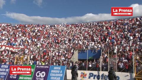 ¡El Rey ha vuelto! Olimpia golea al Marathón y se corona campeonísimo de Honduras