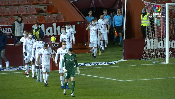 LaLiga SmartBank (J22): Resumen y gol del Albacete 1-0 Zaragoza