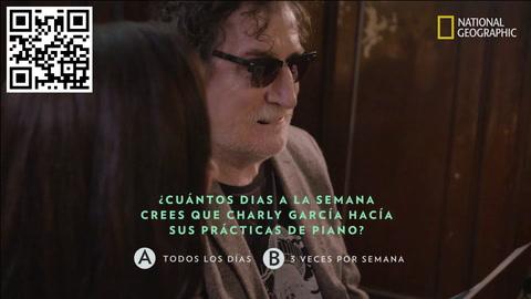 Charly García reveló por qué se tiró desde el noveno piso de un hotel a la pileta