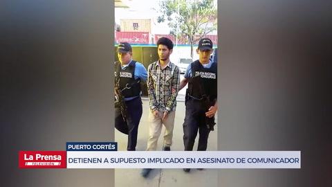 Detienen a supuesto implicado en asesinato de comunicador Santiago Carbajal