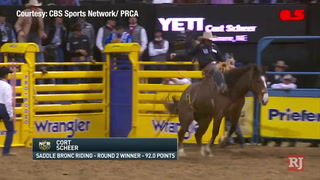 Day 1 NFR at 5:45 – Pat Christenson
