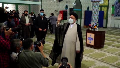 Ultraconservador Raisi elegido presidente de Irán en primera vuelta