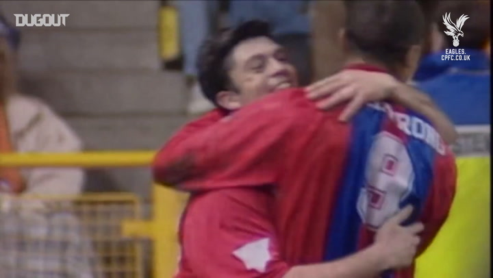 Throwback: Palace Reach FA Cup Semi-Final After Wolves Win