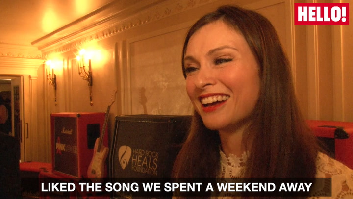 Sophie Ellis-Bextor on her friendship with Meghan Markle