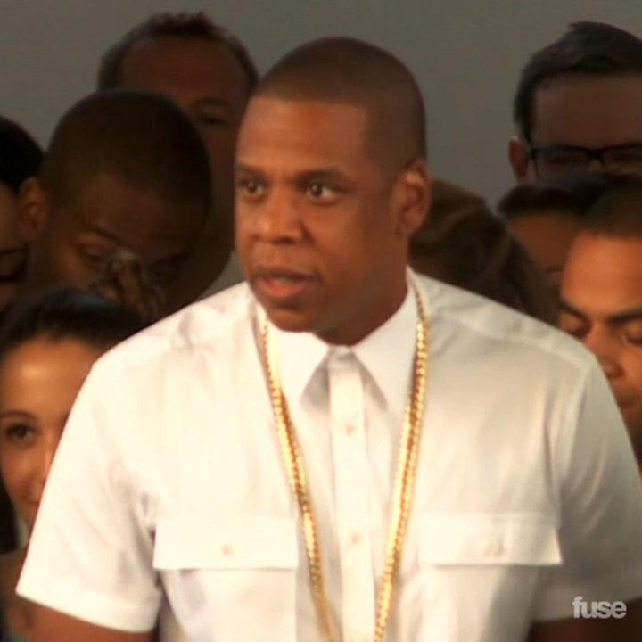 """Jay-Z """"Picasso Baby"""" Music Video Sneak Peek"""