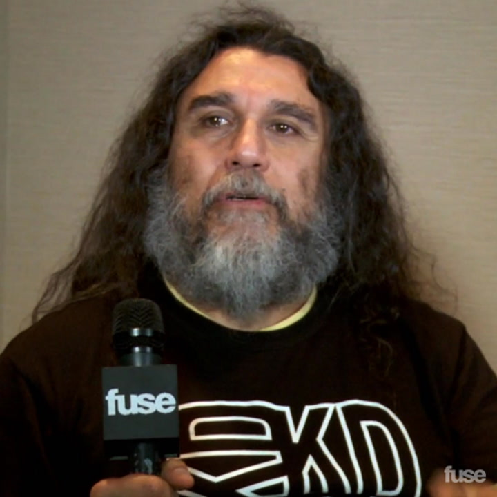 Slayer Talks About First European Tour