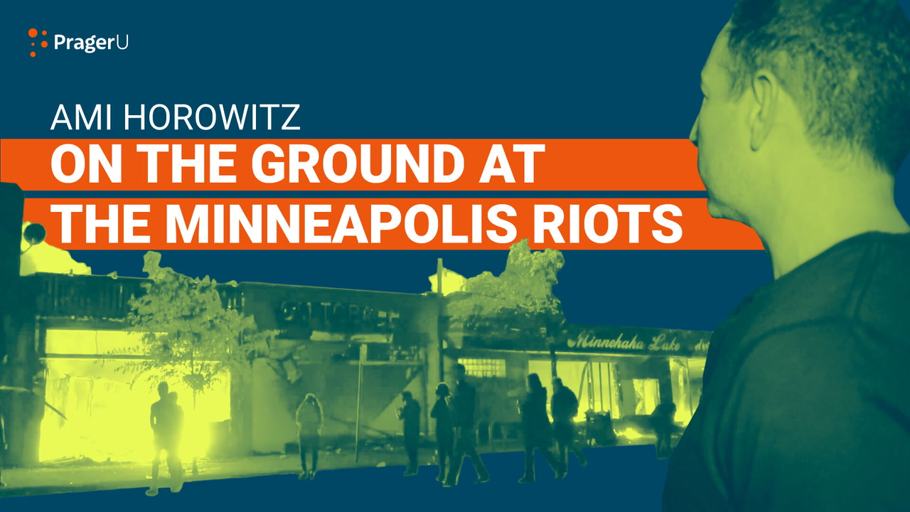 On the Ground at the Minneapolis Riots