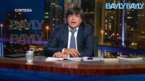 Dimes y diretes entre Jaime Bayly y Salvador Nasralla