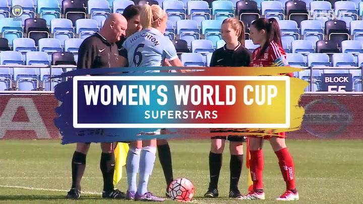 Women's World Cup Superstars: Steph Houghton