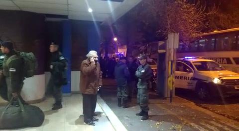 La ministra Bullrich llega hoy a Rosario para poner en funciones a 200 gendarmes